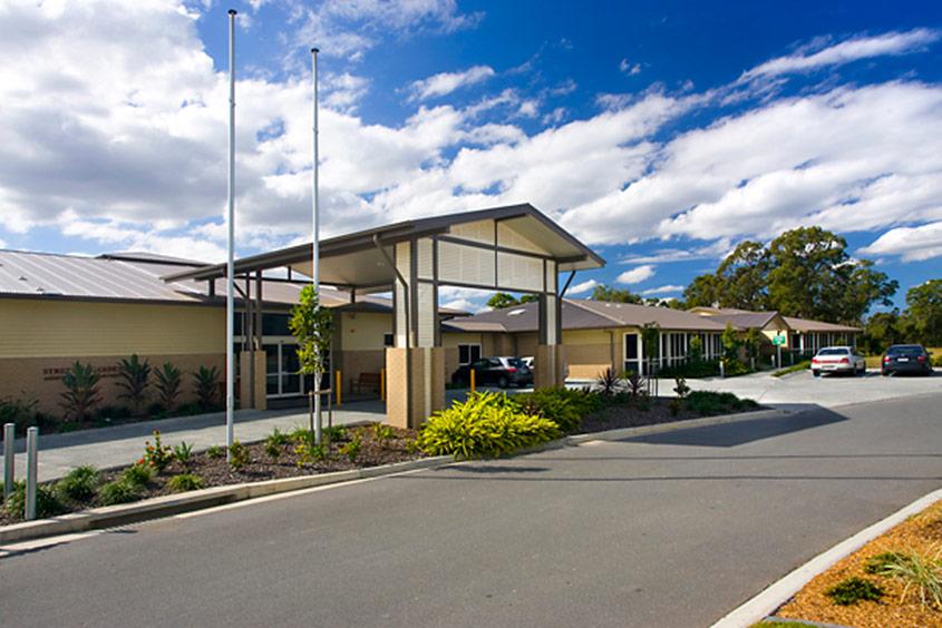 Brisbane Aged care entry