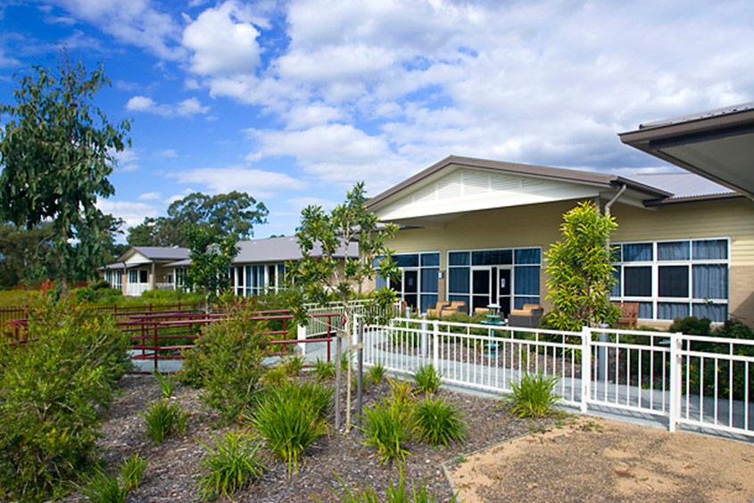 Aged Care planting Brisbane