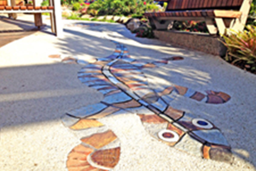 maleny feature paving