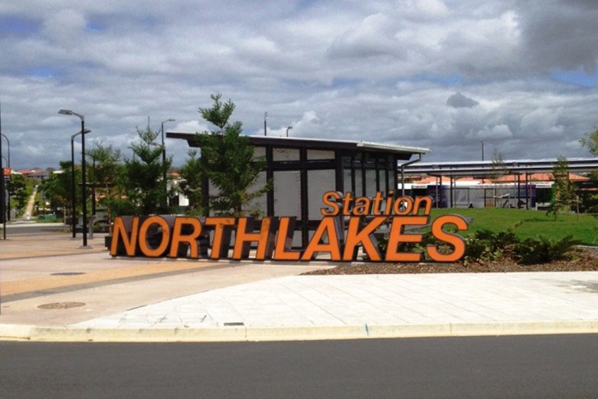 Northlakes commercial Station