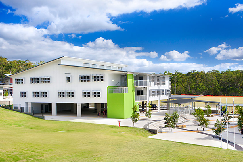 Qld college turfing