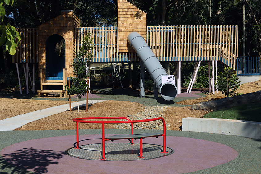New South Wales adventure playground