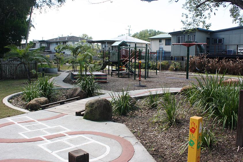 N NSW playground