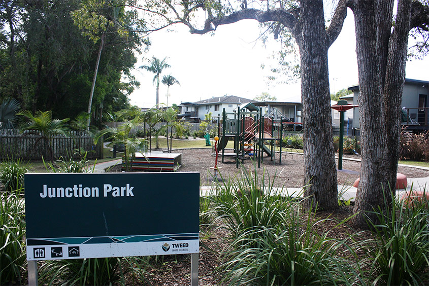 NSW North small playground