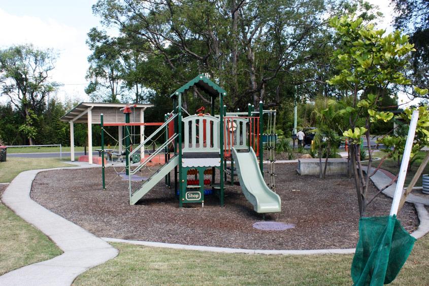 NSW playground equipment
