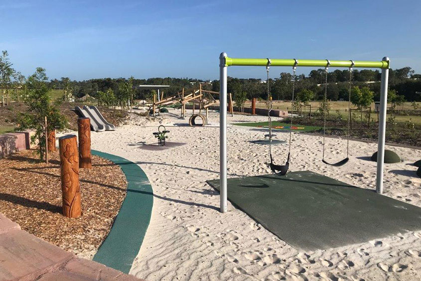 Sunshine Coast playground equipment