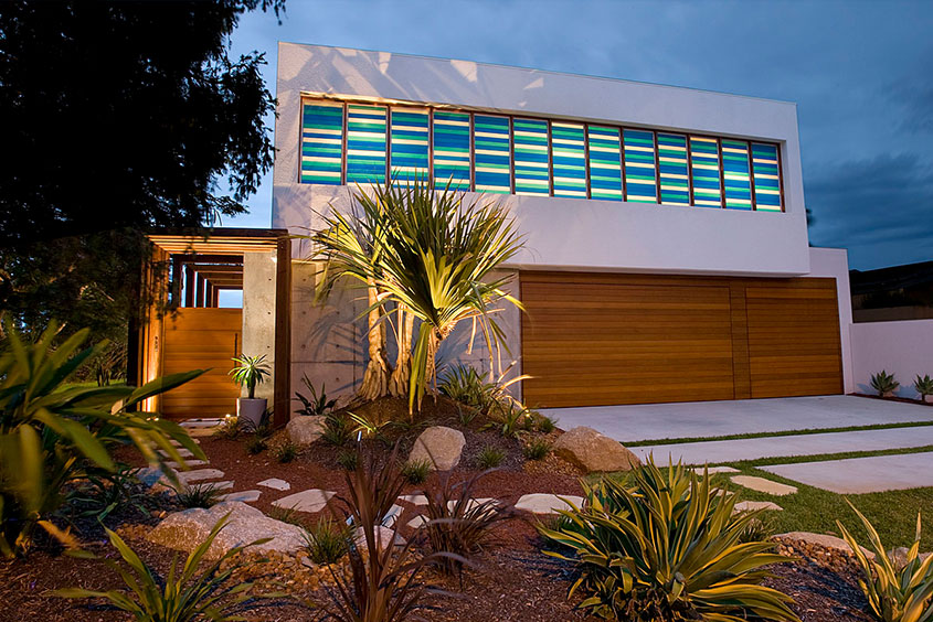 Architectural Residential Landscaping